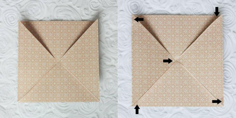 вертушка из бумаги своими руками