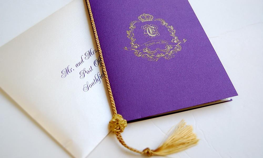 приглашения на королевскую свадьбу